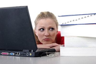 Brainstorming eignet sich, um ein Thema für die Bachelorarbeit zu finden.