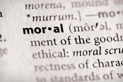 Wenn Sie sich nach der richtigen Moral fragen, kann Ihnen ein einfacher Grundsatz helfen.