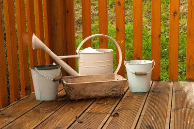 Schöne Balkonpflanzen sind eine Frage der richtigen Pflege.