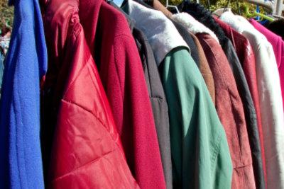 Verkaufen Sie Ihre gebrauchte Kleidung!