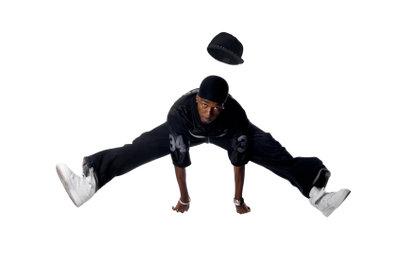 Die weiten Hosen sind eines der wichtigsten Symbole der Hip-Hp-Szene.