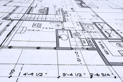 Bauzeichnungen selber zu machen, ist gar nicht so schwer.