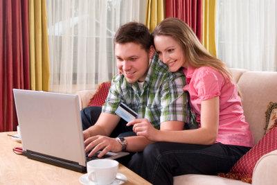 Damit die Einkauffreude erhalten bleibt, nutzen Sie ein gutes Online-Bezahlsystem wie PayPal.