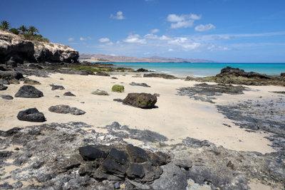Karg und schön: Fuerteventura im November.