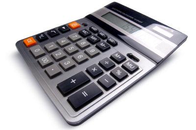 Mit dem Taschenrechner lösen Sie auch komplizierte 3-Satz-Rechnungen ruck zuck.