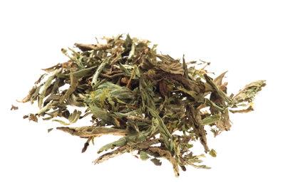 Auch getrocknet kann Stevia zum Süßen verwendet werden.
