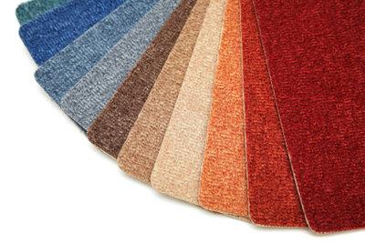 So befreien Sie Ihren Teppich von lästigen Hundehaaren.