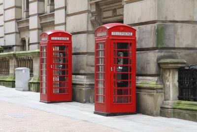 Mit Billigvorwahl telefonieren Sie günstig nach England.