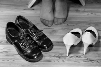 Mit einer einfachen Formel können Sie Ihre ideale Schuhgröße selbst berechnen.