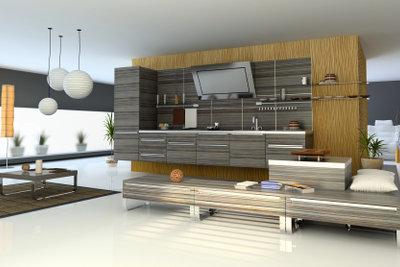 Ein elektrischer Luftentfeuchter kann die Wohnung vor Schäden schützen.