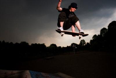 Der Skater-Style ist in jeder Situation alltagstauglich und bequem.