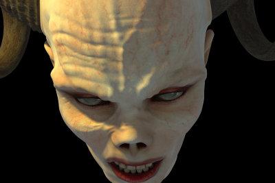 Wie soll Ihr Zombie aussehen?