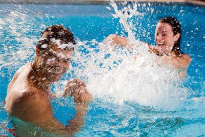 Ihr Badevergnügen soll ungetrübt sein.