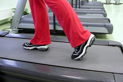 Laufbandtraining bringt Sie Ihrem Ziel näher.