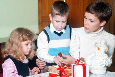 Familienrat: Was schenken wir Papa zu Weihnachten?