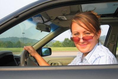 Übungen für den Führerschein nehmen der Prüfung den Schrecken.