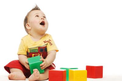 Spielzeug für Einjährige: Schenken Sie etwas Kreatives.