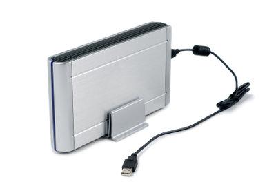 Wenn die externe Festplatte kaputt ist, können Sie Ihre Daten oft noch retten.