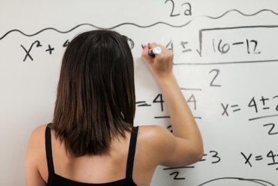 Die meisten Schüler streben mindestens das Erlangen der Mittleren Reife an.