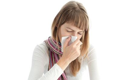Nasenduschen stärken das Immunsystem und können so helfen, Erkältungen vorzubeugen.