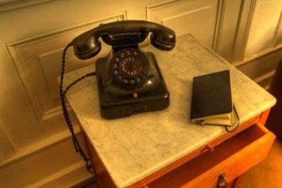 Ganz einfach können Sie Ihre Nummer ins Telefonbuch eintragen lassen.