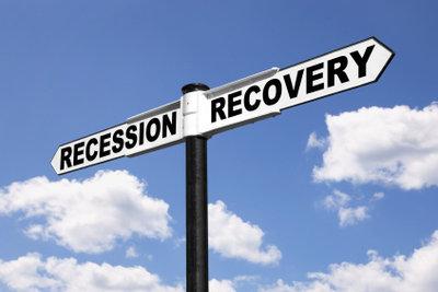 Auch in Zeiten einer Rezession kann man an der Börse erfolgreich sein.