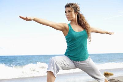 Mit einem Shape-up-Schuh verbessern Sie Ihre Haltung und Ihre Fitness.