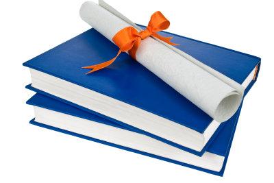 Papier für die Diplomarbeit: Edel soll es wirken.
