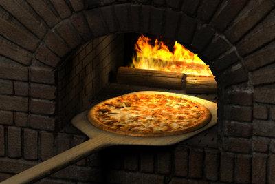 Wenn Sie Pizza lieben, lohnt es sich einen Pizzaofen selber zu bauen.
