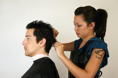 Männer haare wie man schneidet Haare schneiden