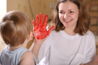 Das Praktikum im Kinderheim soll vor allem den Kindern Abwechslung bringen.