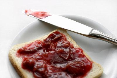 Marmelade muss man nicht kaufen.