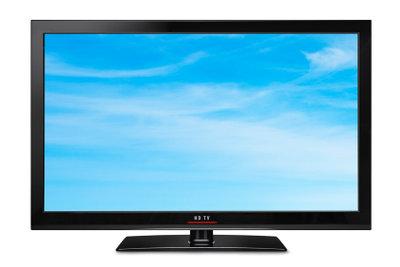 Mit einem geeigneten Monitor können Sie Serien in guter Qualität online gucken.