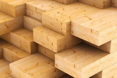 Bauholz können Sie auch im Internet erhalten.