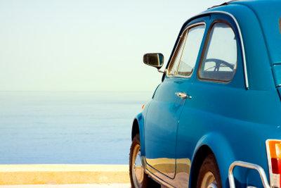 Auch in Italien gibt es Höchstgeschwindigkeiten auf Autobahnen.