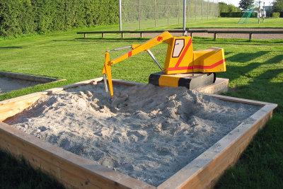 Sand ist nicht gleich Sand.