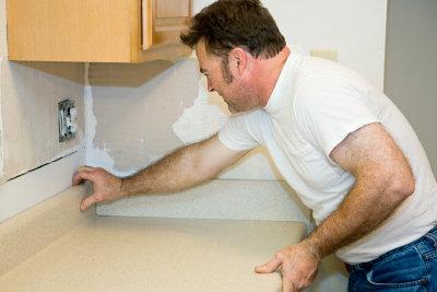 Eine Küche können Sie leicht selbst aufbauen.