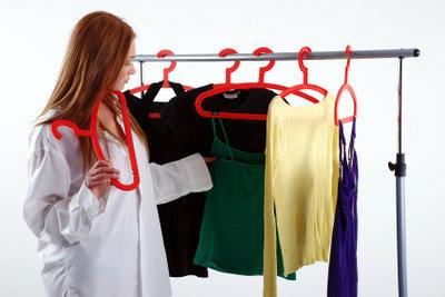 Klamotten muss man jeden Tag neu zusammenstellen.
