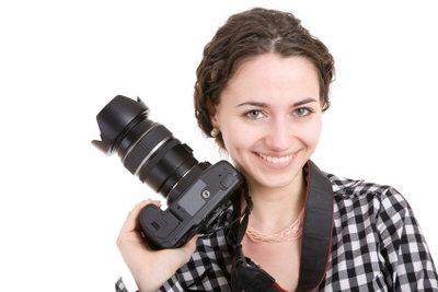 Mit dieser sympatischen Fotografin gelingt das Fotoshooting!