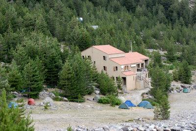Wo finden Sie einen schönen Campingplatz auf Korsika?