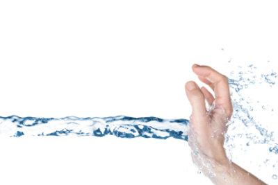 Bauen Sie einen eigenen Brunnen und sparen Sie Wassergeld.
