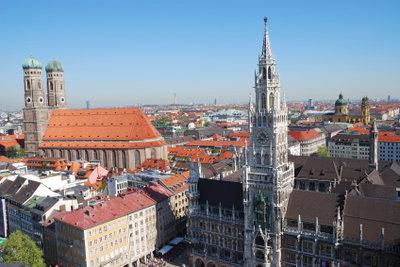 In München wird es nicht langweilig!