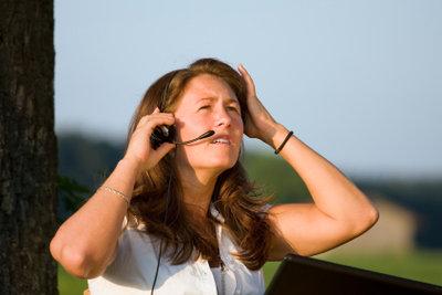 Die Bewerbung als Telefonistin sollte persönliche Vorteile für den Beruf hervorheben.