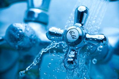 Mit Wasseruhren können Sie verbrauchsabhängig abrechnen.