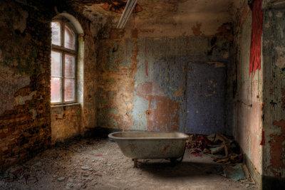 Renovierungsbedürftige Immobilien sind keine Ruinen.
