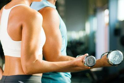 Ein Trainingsplan geht auch ohne Fitnesstudio.