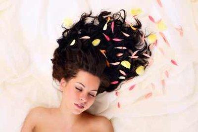Teenager legen Wert auf schöne Haare.