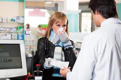 Hochwirksame Homöopathika verschaffen schnell Hilfe, wenn Ihre Nase chronisch läuft!