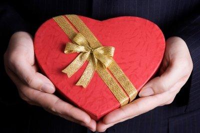 Auch Männer freuen sich über schöne Liebeserklärungen.