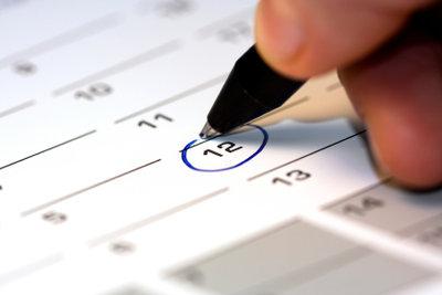Wichtig - das Date mit Ihrem Traumpartner.